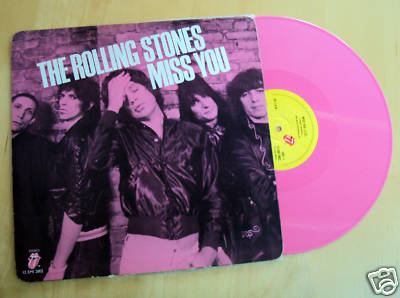 rolling stones disco cover