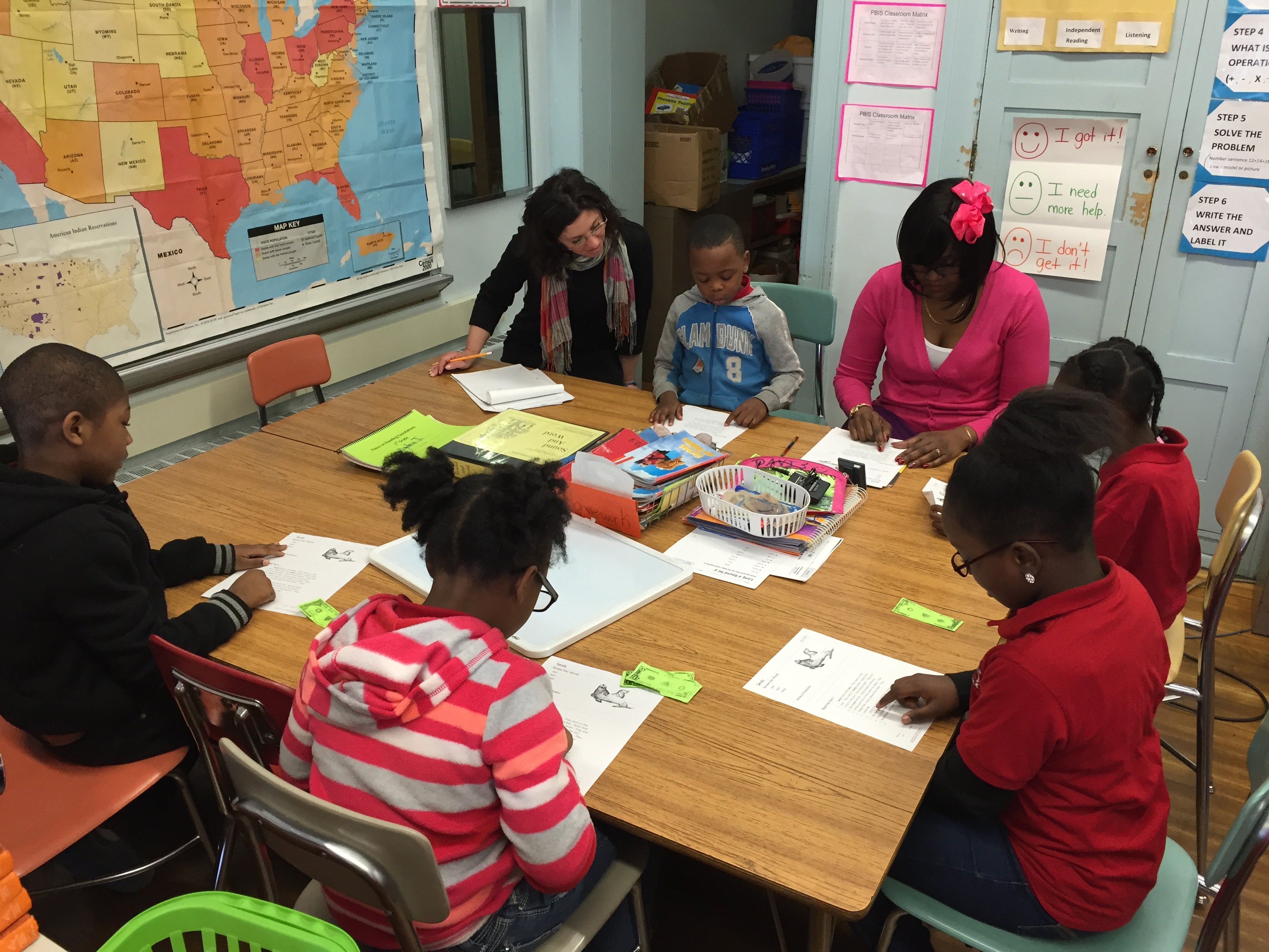Teaching literacy in Milwaukee