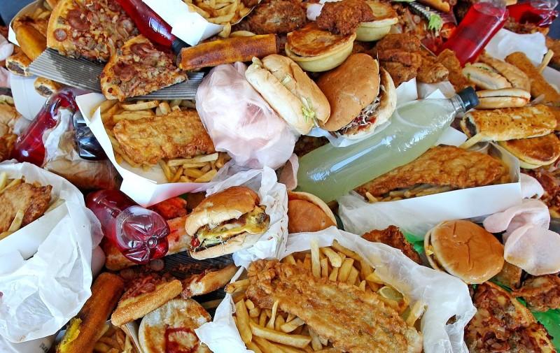 Guilty food pleasures