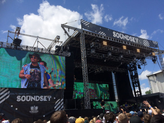Anderson.Paak and The Free Nationals at Soundset