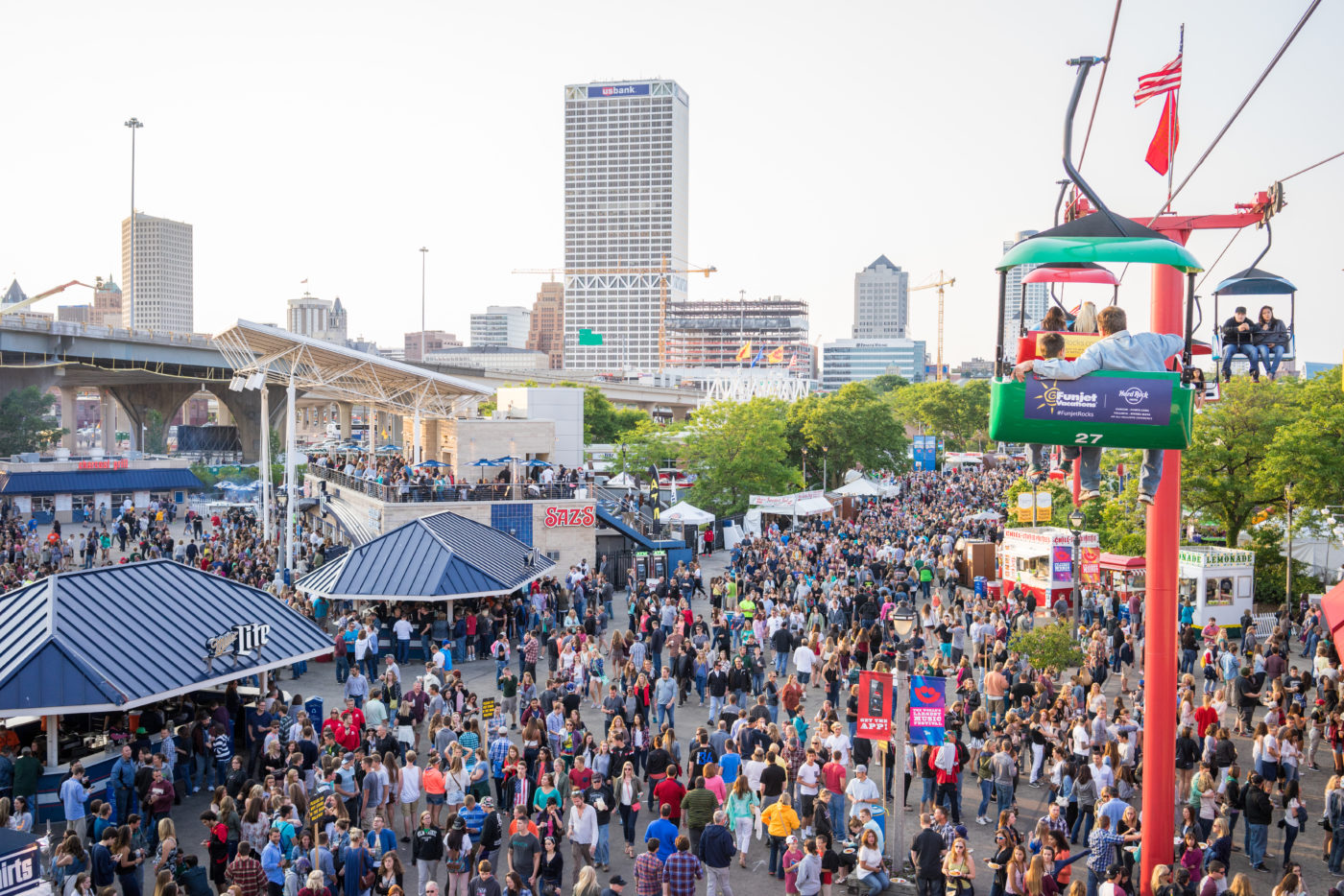 Summerfest will move to September