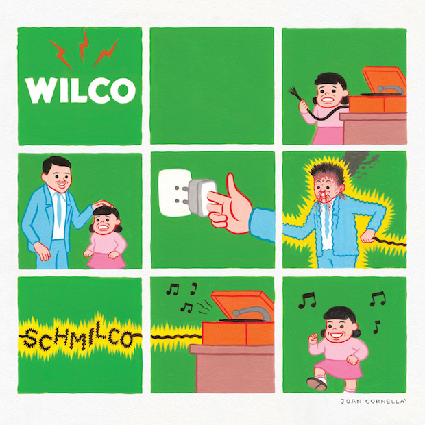 Wilco Schmilco album artwork