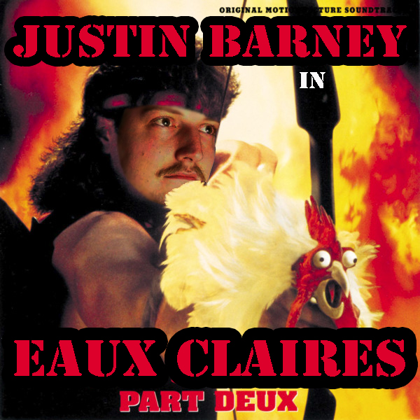 JUSTIN in Eaux Claries