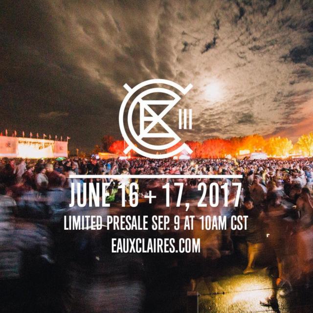 Eaux Claires 2017