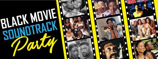 black movie soundtrack party