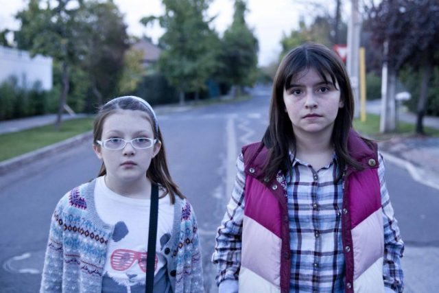 'Rara' follows 12-year-old Sara as she copes with her parent's recent divorce and her mother's new girlfriend.