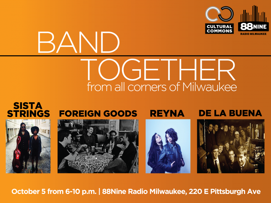 Band Together poster