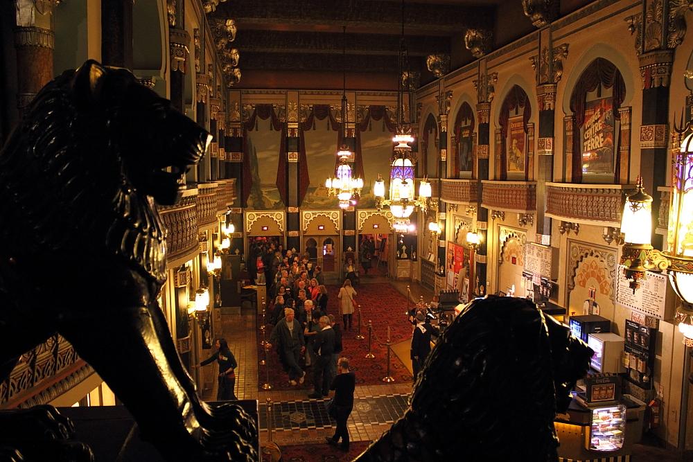 oriental theater opening