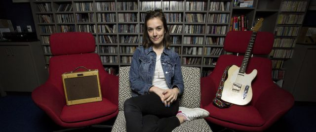 Margaret Glaspy press photo