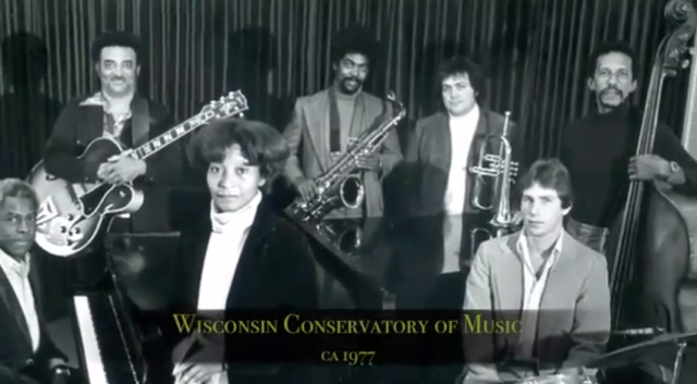 Wisconsin Conservatory of Music Jazz Studies Faculty (1977)