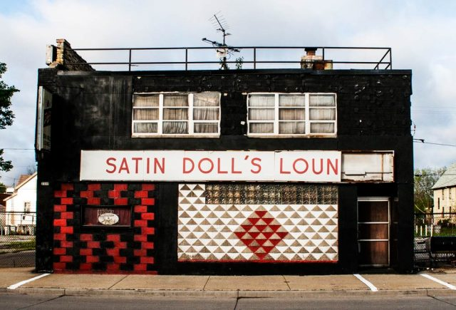 Satin Doll's Lounge (2013)