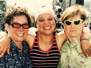 Connie Grauer, Adekola Adedapo, and Kim Zick.