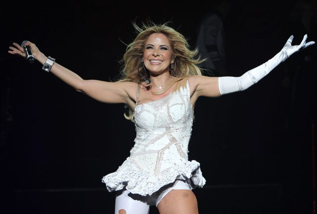 Gloria Trevi In Concert