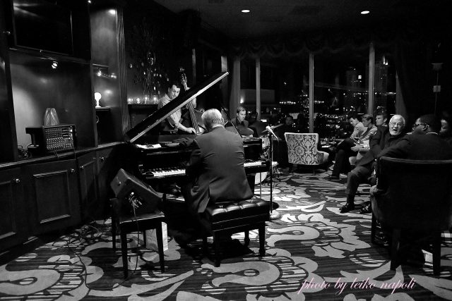 David Hazeltine Trio at Blu.
