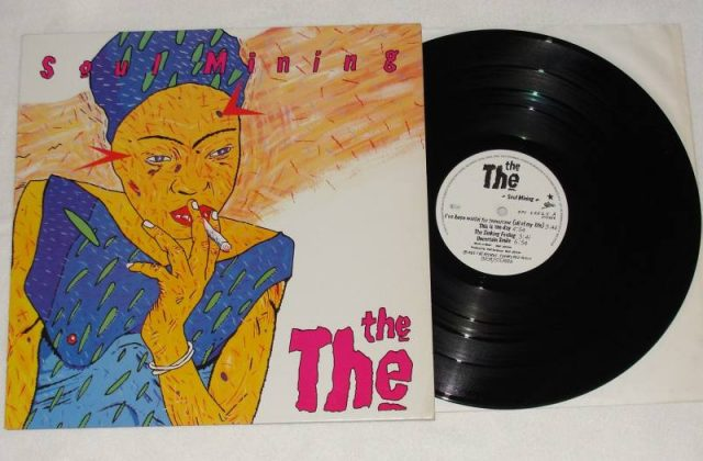 THE-THE-Soul-Mining-Vinyl