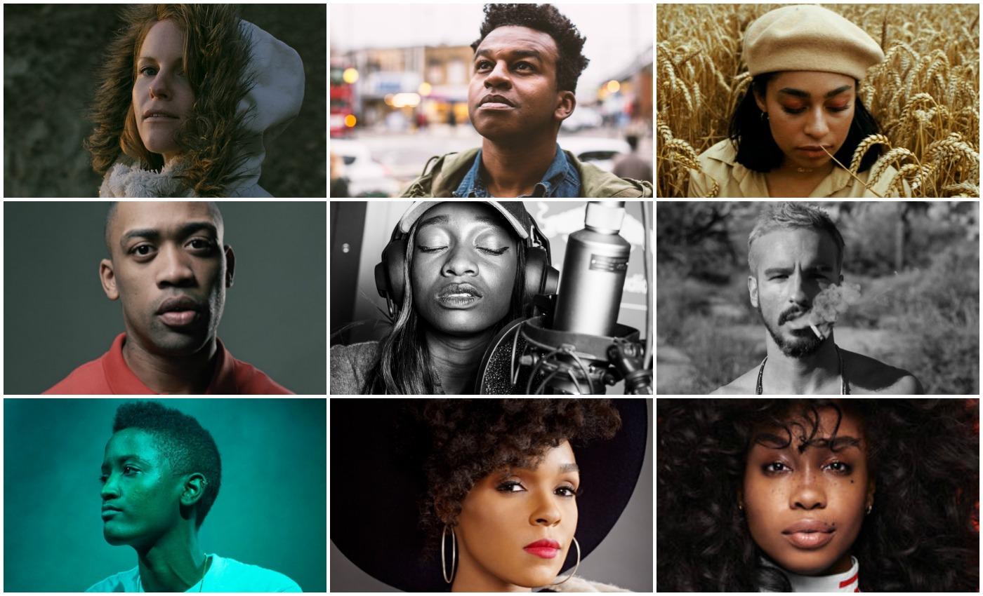 Rhythm Lab Radio - SZA, Sampha, Janelle Monae