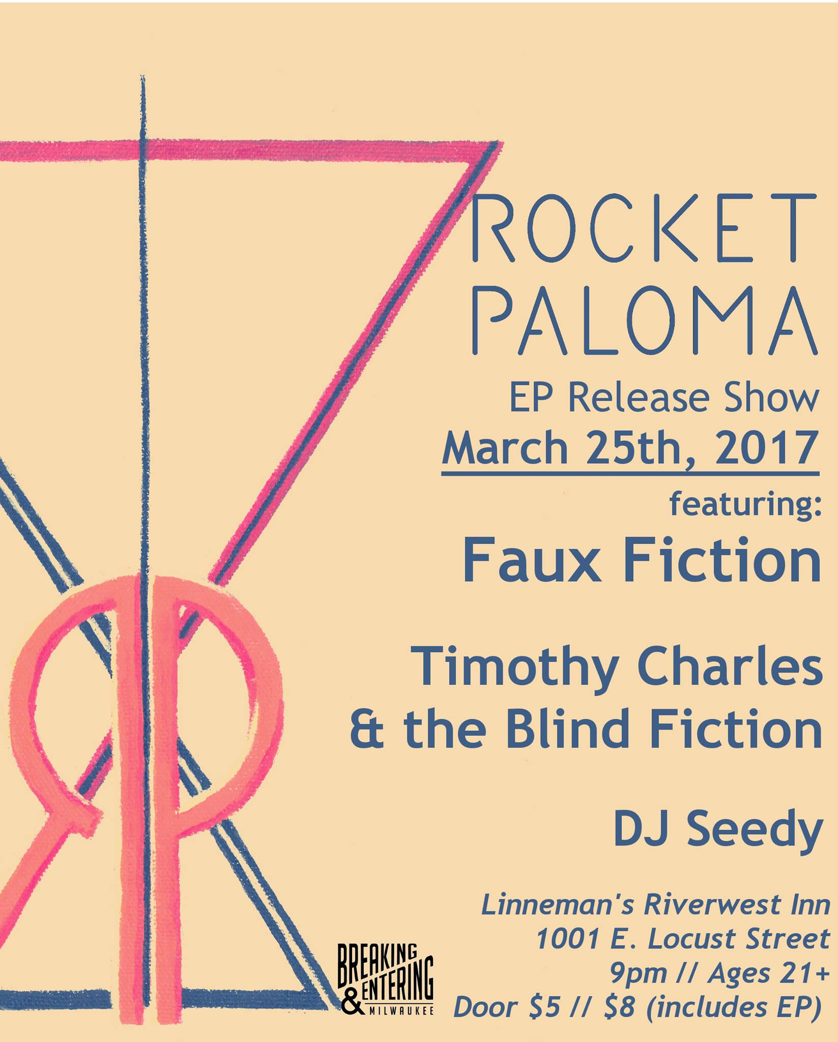 Rocket Paloma EP Release