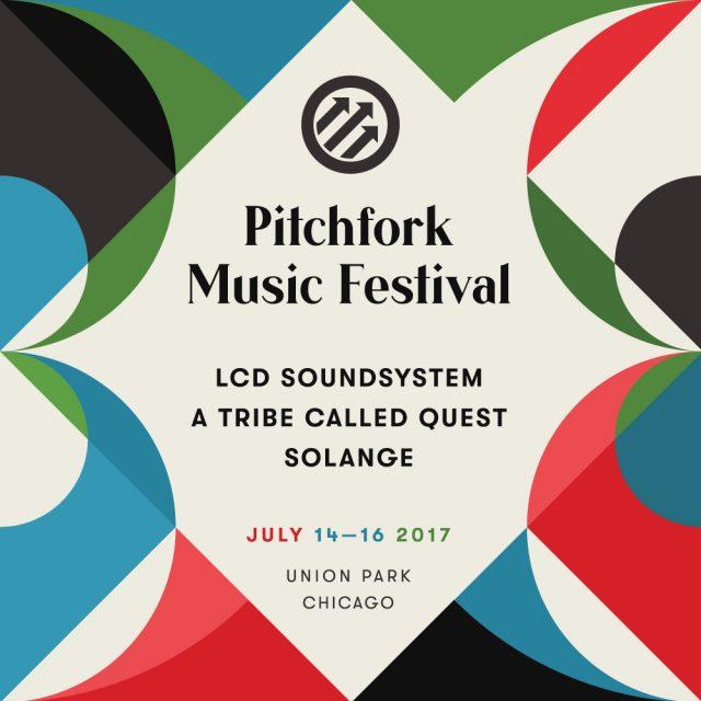 pitchfork 2017 lineup headliners