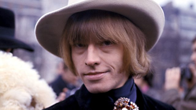 Brian Jones (of 'The Rolling Stones') in January 1967.; (Photo by Monitor Picture Library/Photoshot/Getty Images)