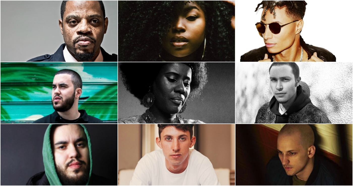 Rhythm Lab Radio - Jose James, Alice Coltrance, Bearcubs, Karriem Riggins, Jidenna, Nick Hakim