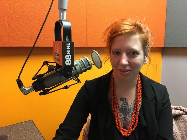 Johanna Rose, co-organizer of APT.