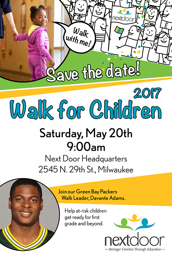 Walk for Children E-blast