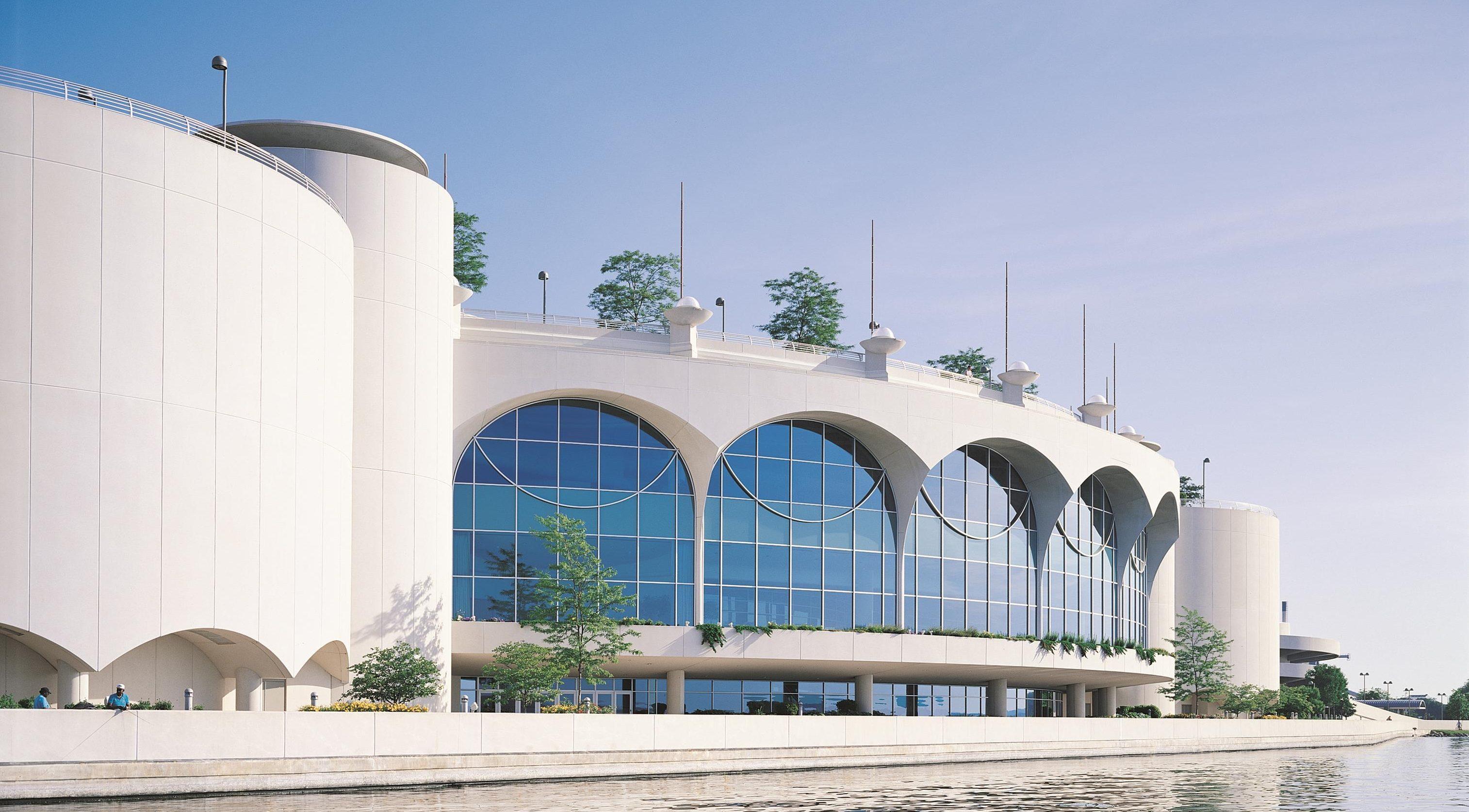 Monona Terrace - Frank Lloyd Wright