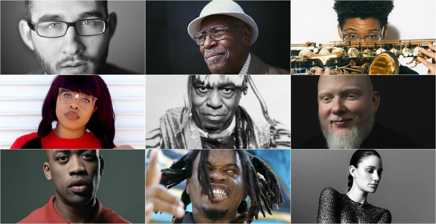 Rhythm Lab Radio - Suzi Analogue, Don Bryant, Full Crate, Wiley, Denzel Curry, Niia