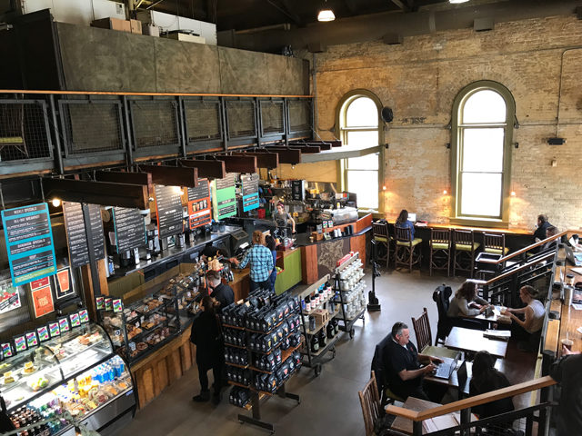 Image result for colectivo coffee lakefront