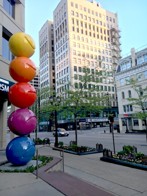 sculptures in milwaukee