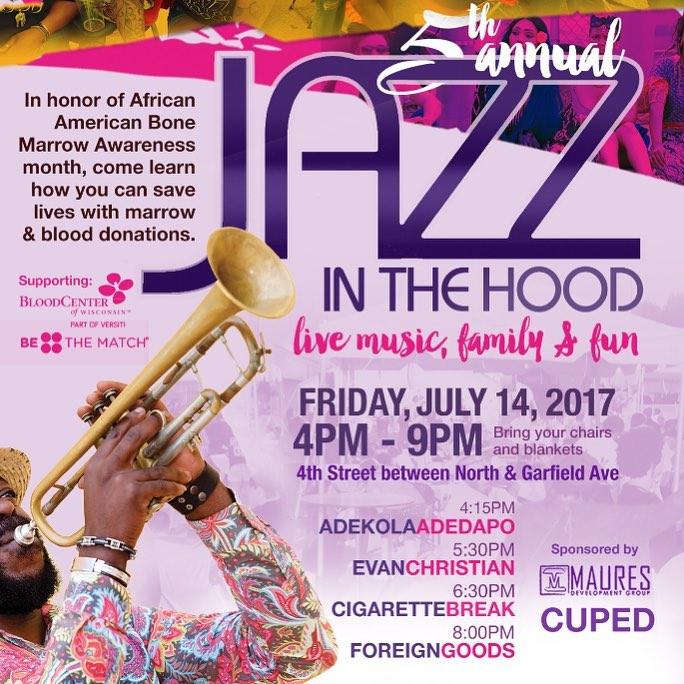 Jazz in the hood 2017