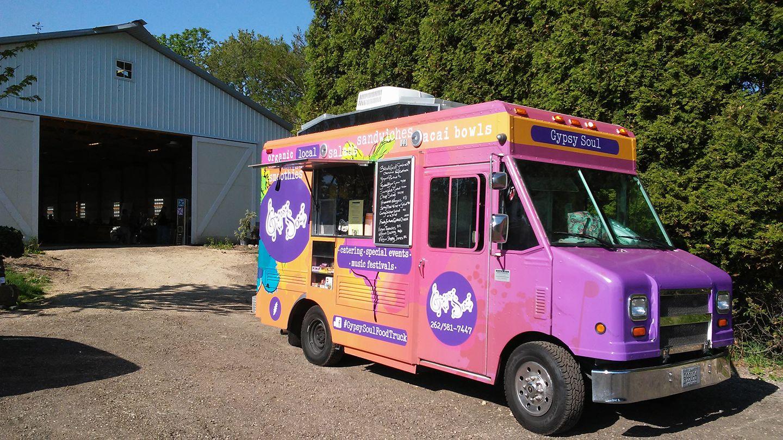Gypsy Pops Food Truck