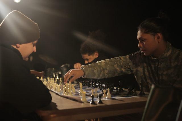 Hip-Hop Chess Club