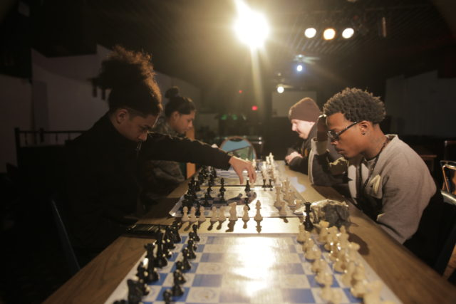 Hip-Hop Chess Club