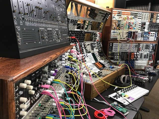 Building community with DIY modular synths in Milwaukee