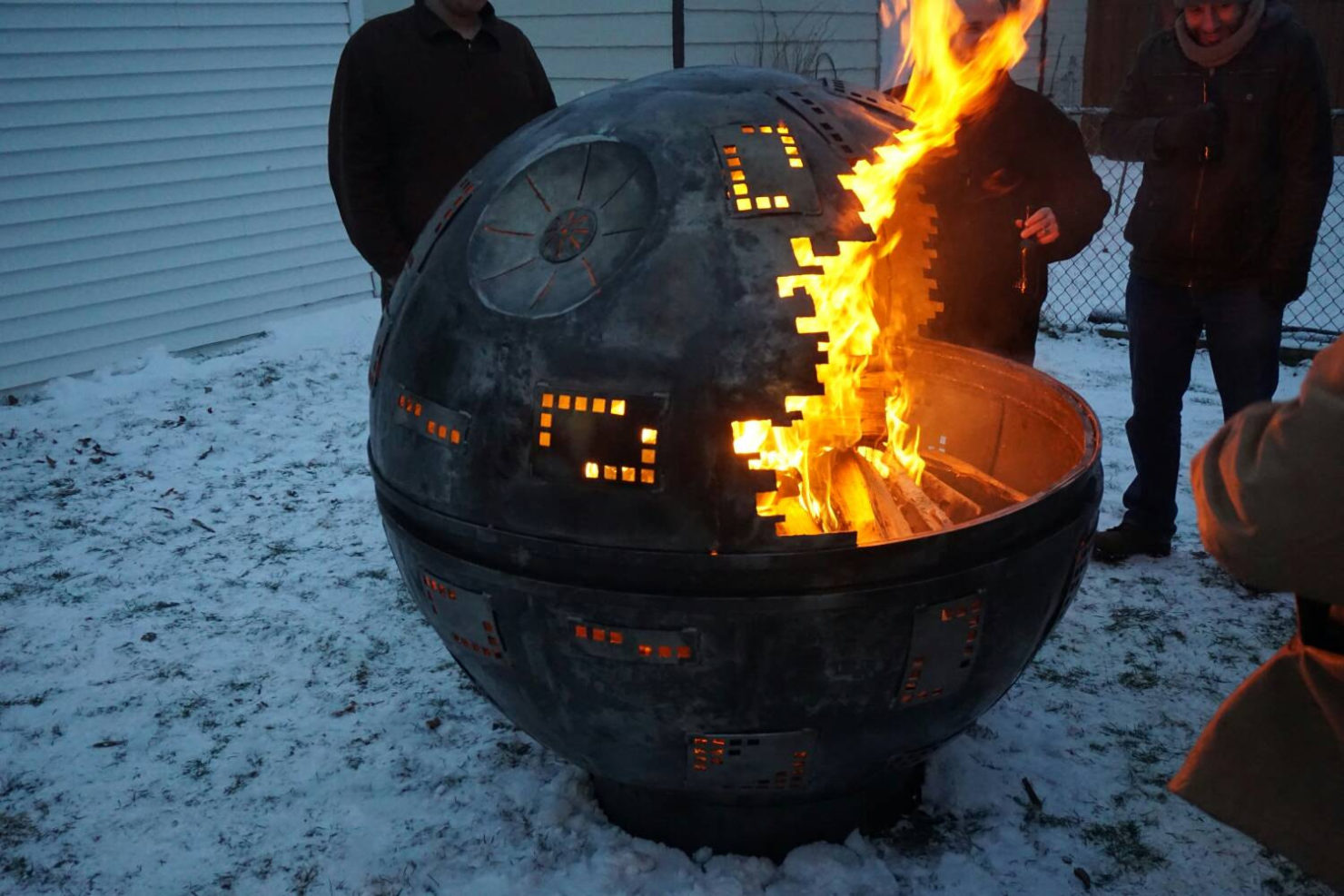 Death Star, Star Wars Last Jedi, Holiday