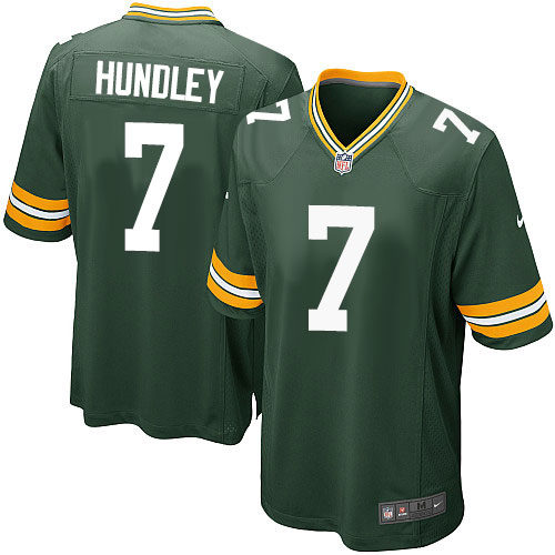 hundley, packers jersey