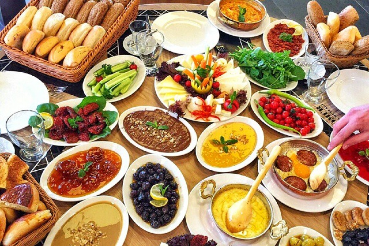 Turkish Brunch