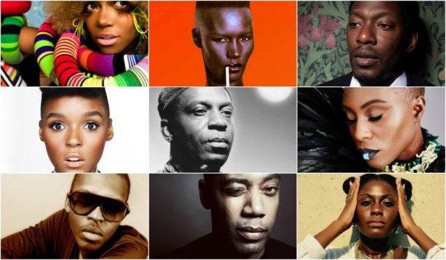 Afrofuturism, Black Panther, soundtrack, marvel