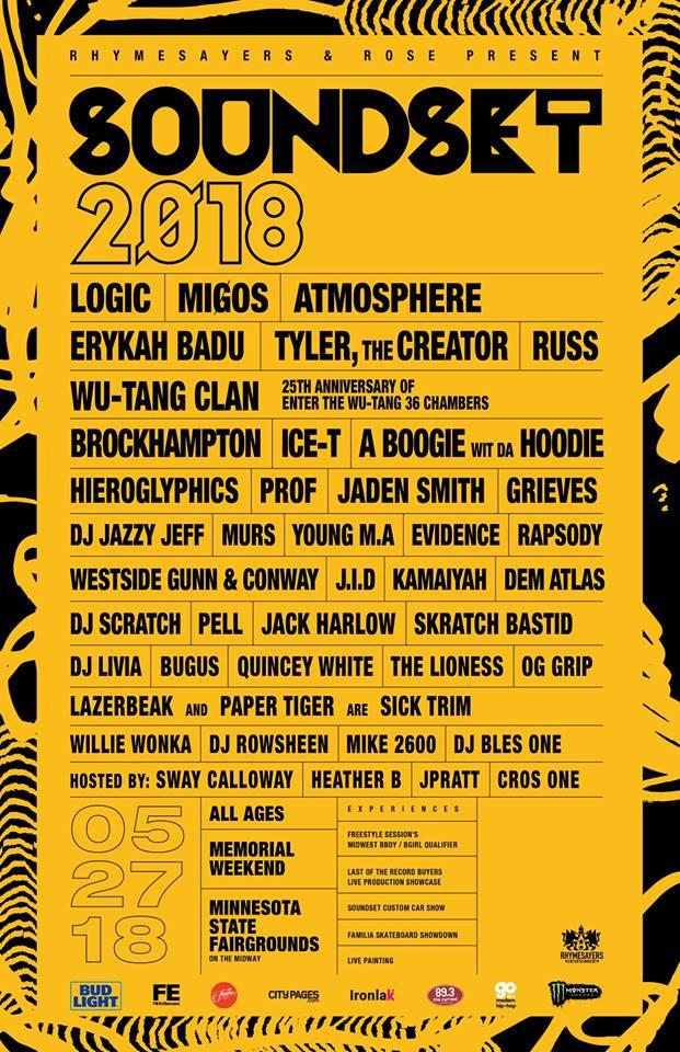 Soundset 2018