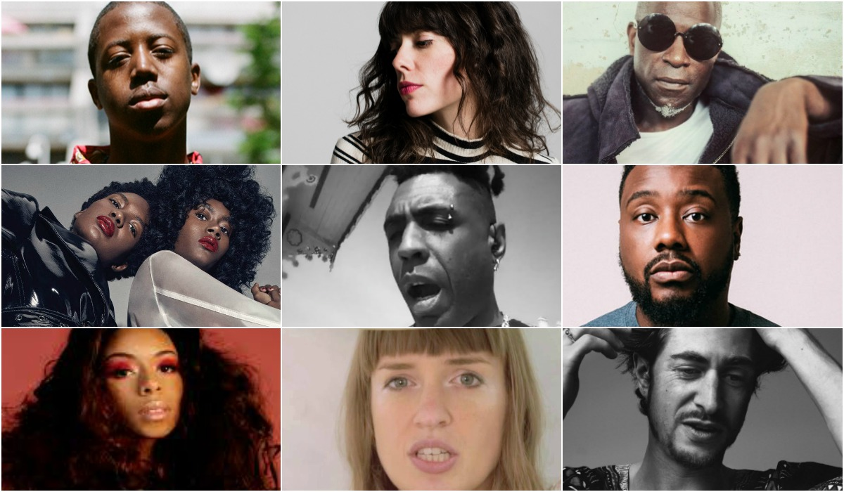 Rhythm Lab Radio, St. Beauty, Janelle Monae, Sango, Phonte, Little Dragon, Natalie Prass