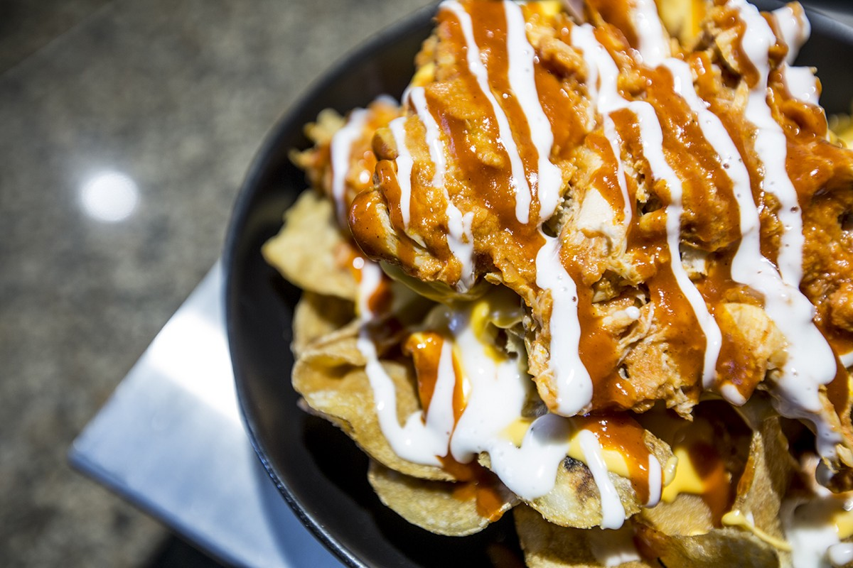 Buffalo Chicken Kettle Chips