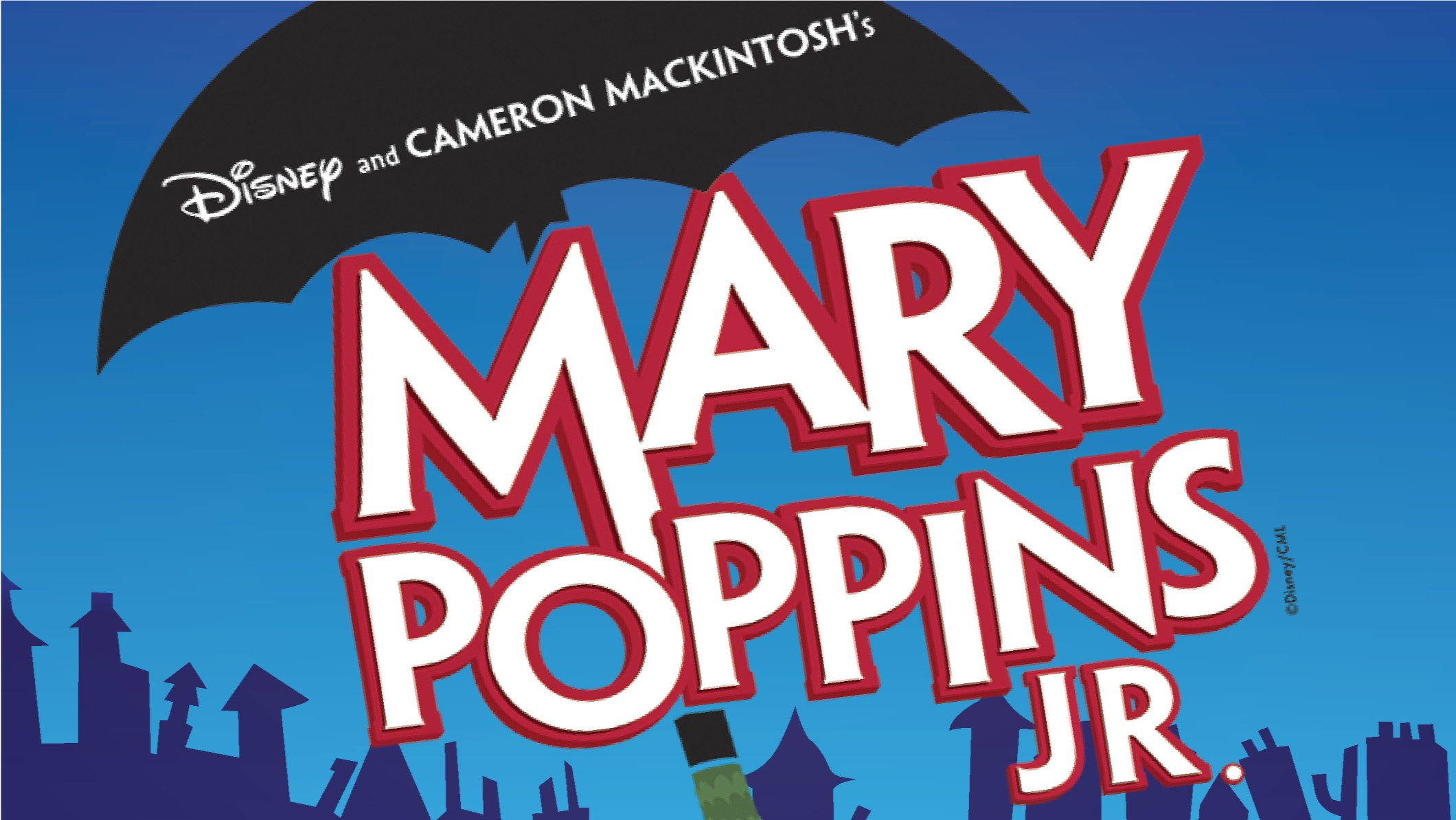 Image result for mary poppins jr show