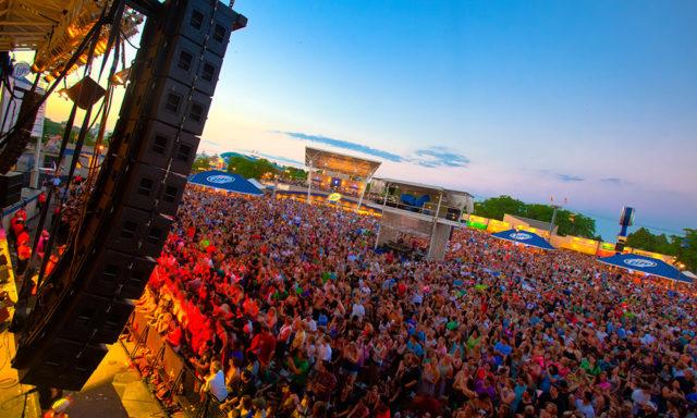 best Summerfest lineup