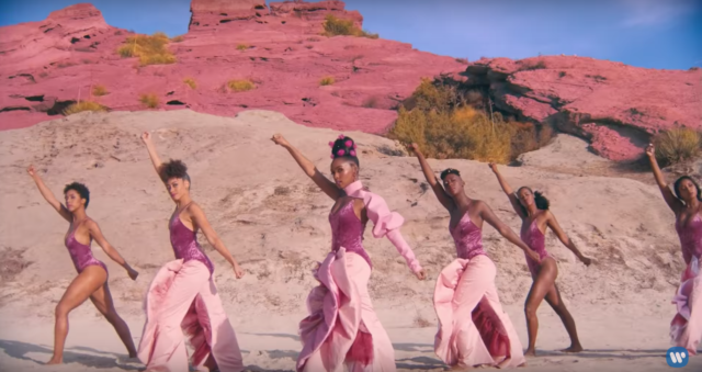 Janelle Monae Releases New PYNK Music Video