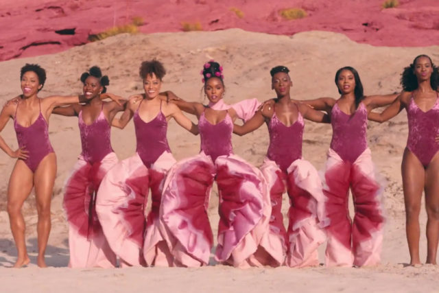 Janelle Monáe Serves Another Visual And Sonic Extravaganza With 'PYNK'