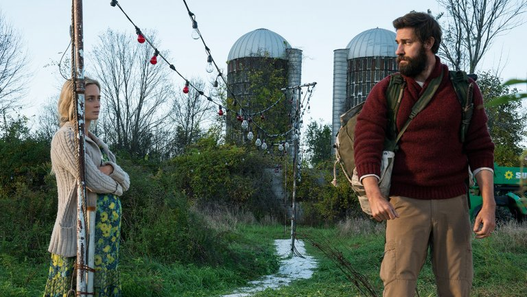quiet place review