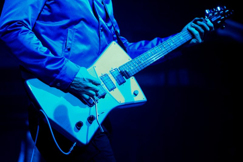 Jack white Vincent guitar