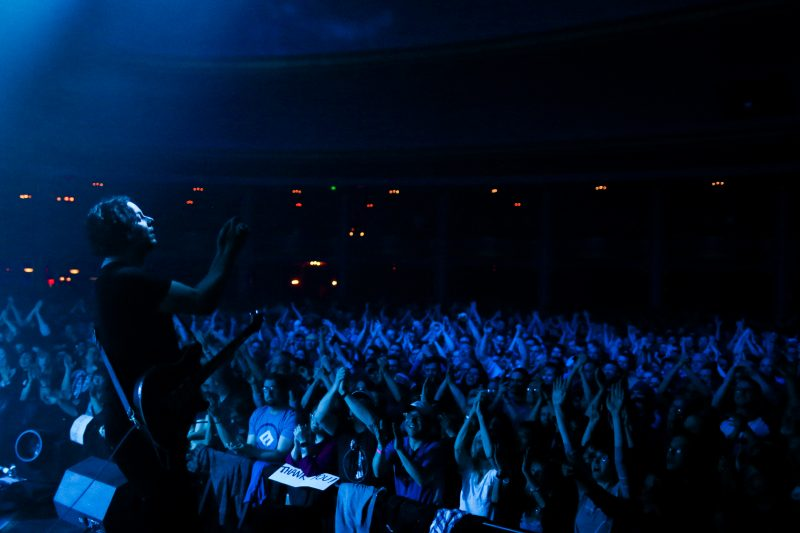 Jack white at the rave