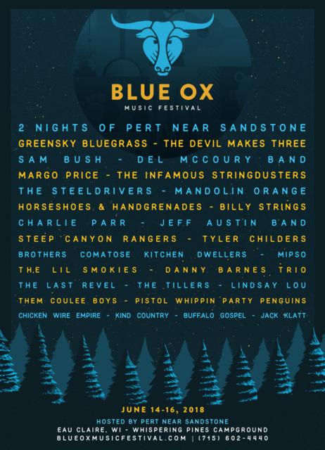 blue ox lineup